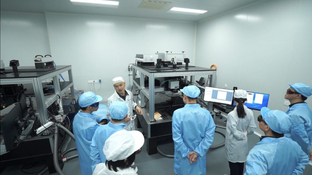 Coherent application lab
