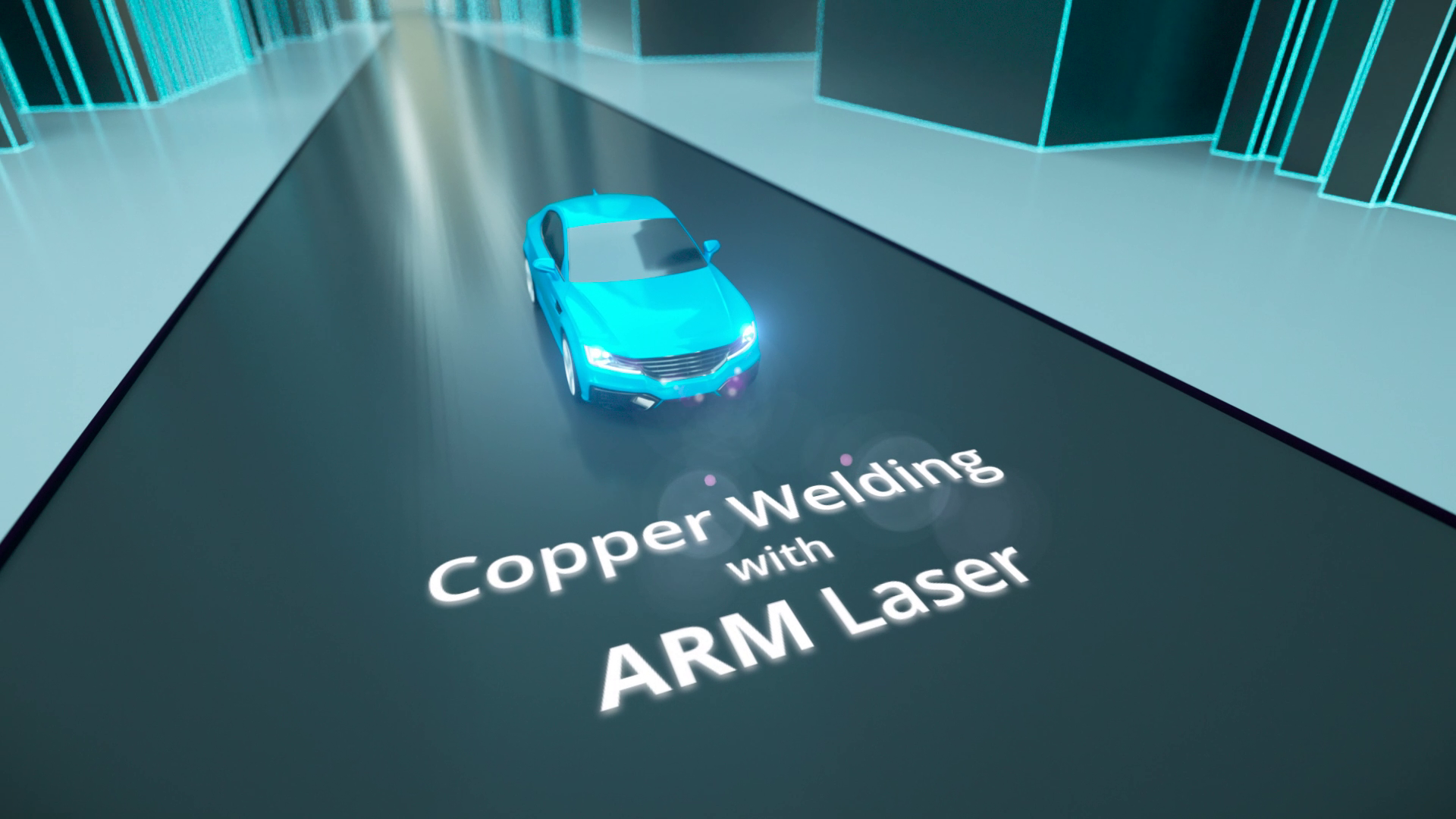 Copper Welding for Energy Storage Manufacturing