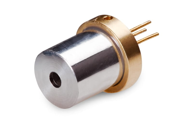 SureLock™ 785 nm Collimated, Wavelength Stabilized Laser Diode