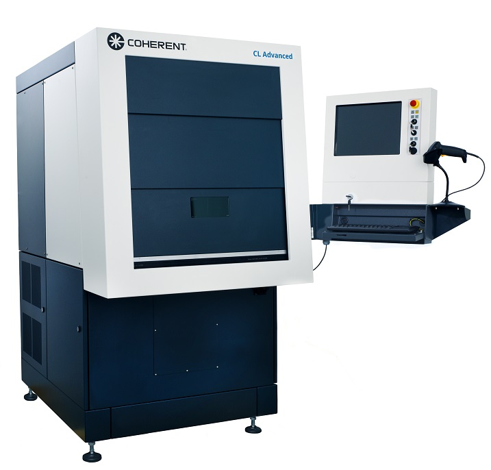 CombiLine Advanced Laser Marking System