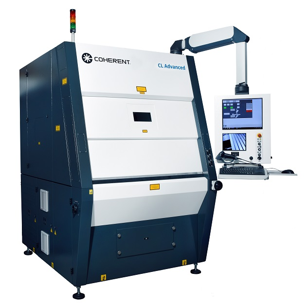 Laser Marking, CombiLine Advanced XL