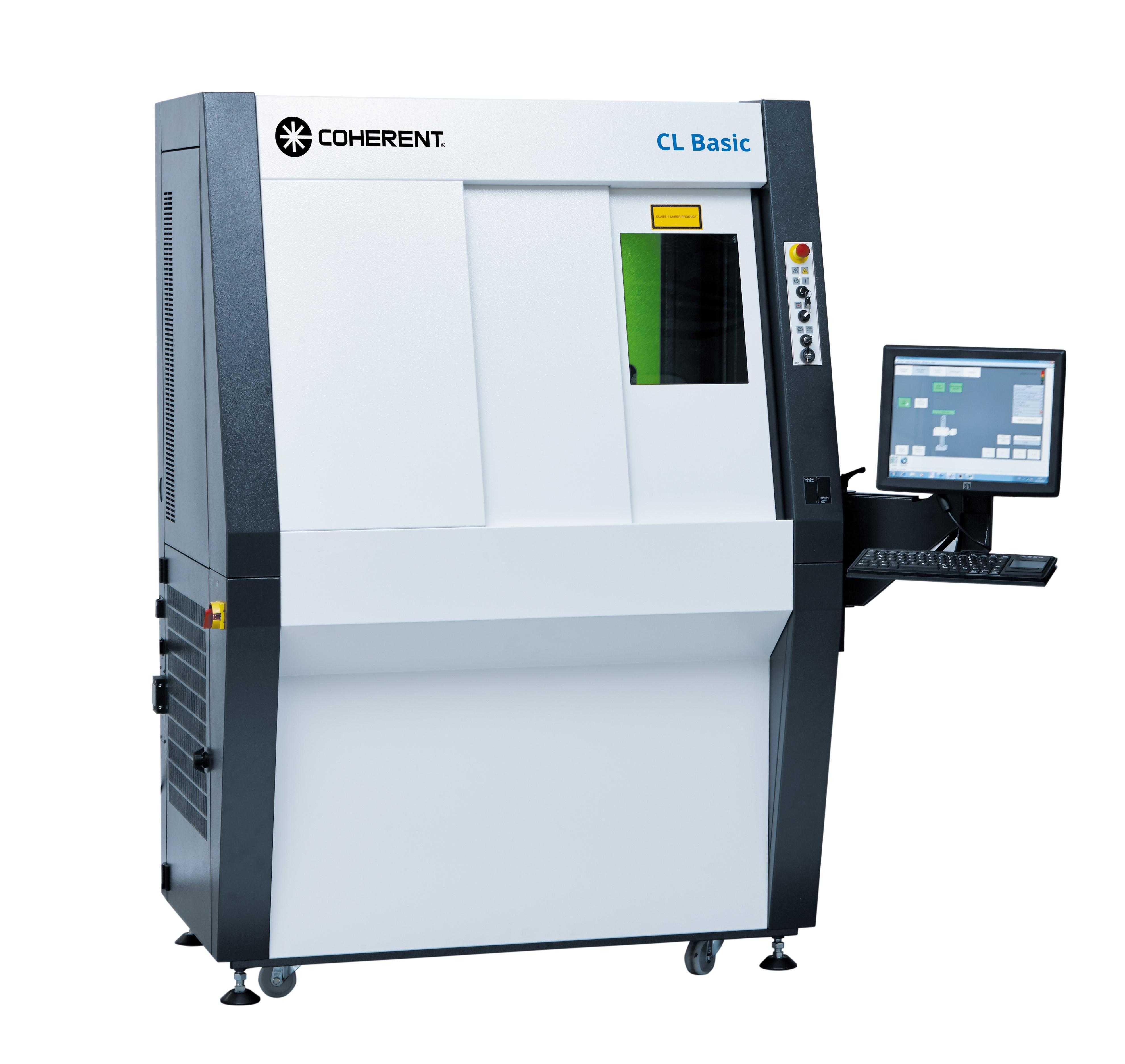 Laser Marking, CombiLine Basic