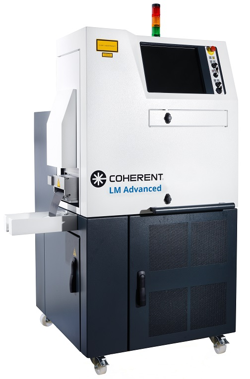 LabelMarker Advanced label marker and cutter | Coherent