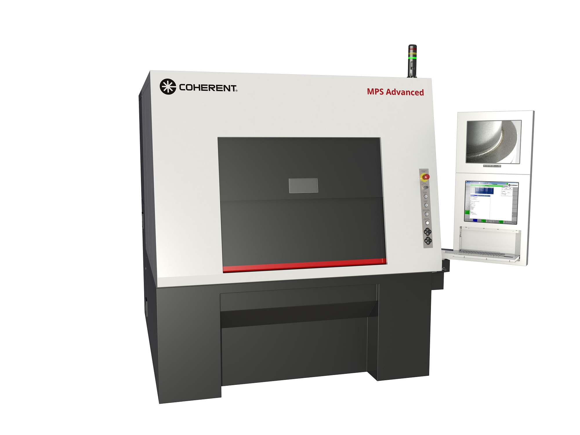 MPS Advanced Laser Workstation