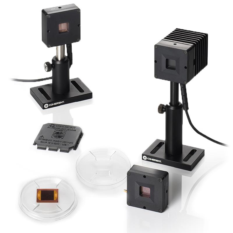 fast compact OEM laser power meter