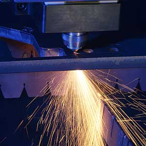 Industrial laser, high power fiber laser, high power lasers, HighLight FL