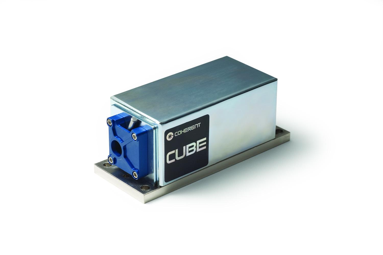 diode laser system, blue laser, cube laser