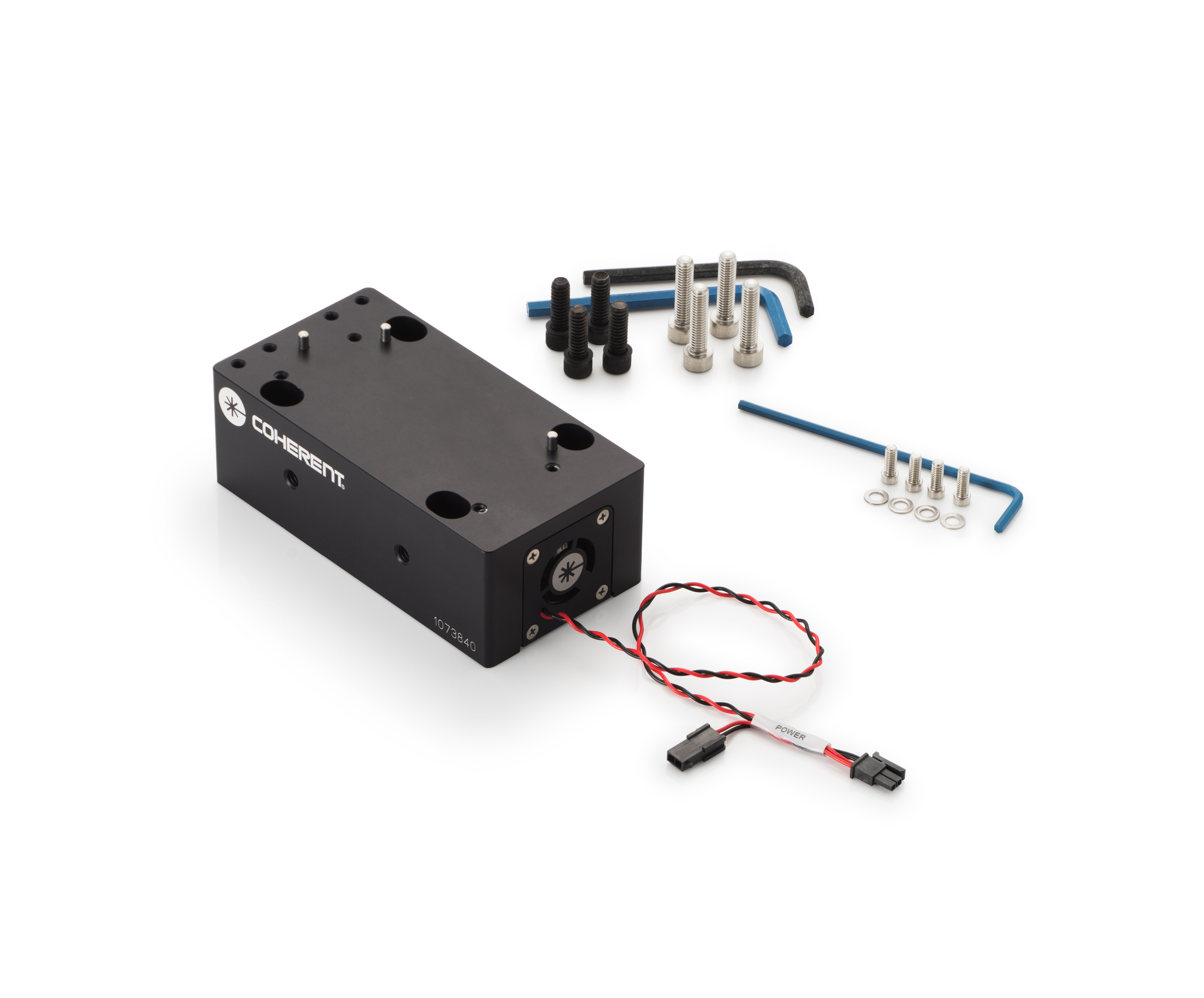 CUBE Laser Diode Module Heat Sink