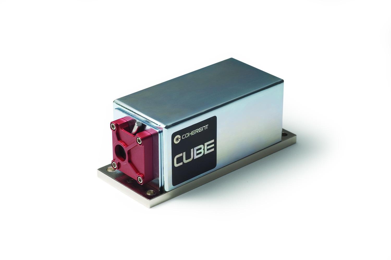 diode laser system, red laser, cube laser