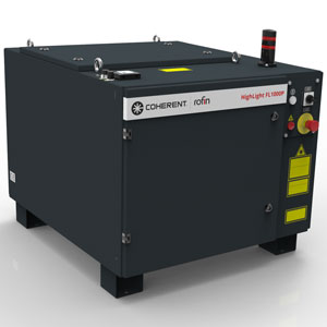 High Power Laser | HighLight™ FL-1000P Pulsed Fiber Laser