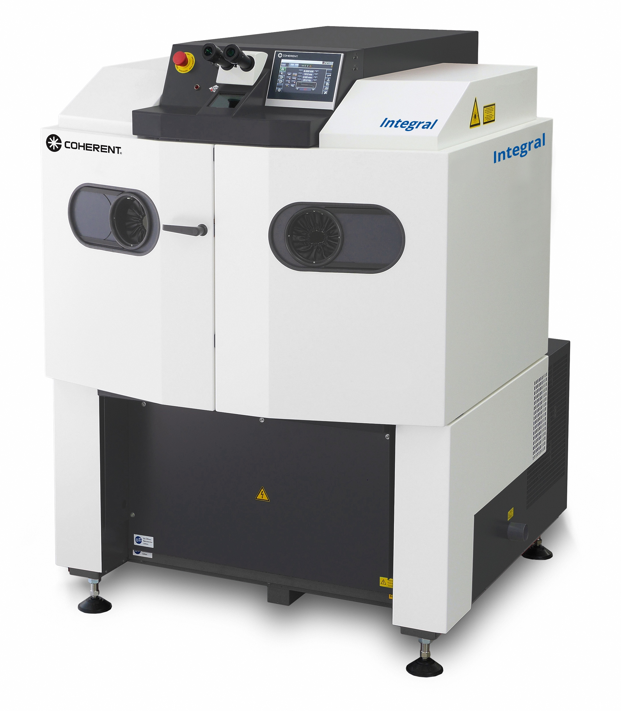 Integral - Laser Welding System for Heavy Workpieces | Coherent