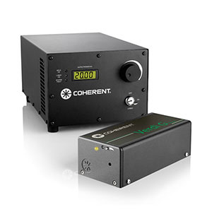 High Power Continuous Wave Laser