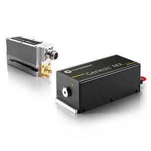 continuous wave laser, genesis mx laser