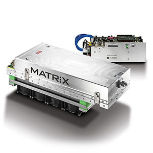 The Coherent Matrix DPSS Q-Switched laser