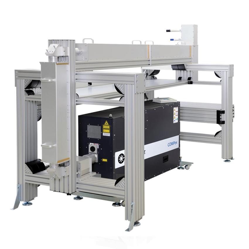 VarioLas UV material processing