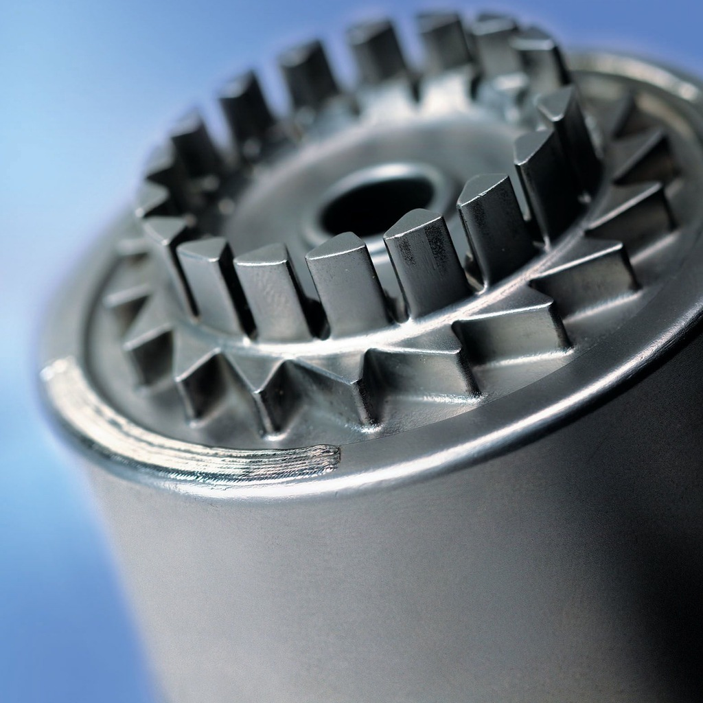 Laser Welding of Gears
