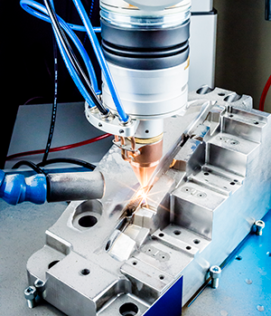 Laser Welding Systems Cladding EVO MOBILE