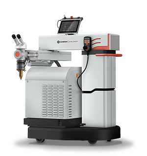 Laser Welding Systems EVO MOBILE