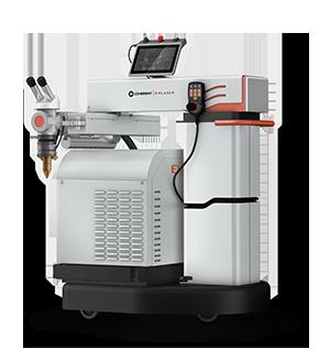 Laser Welding Systems EVO MOBILE