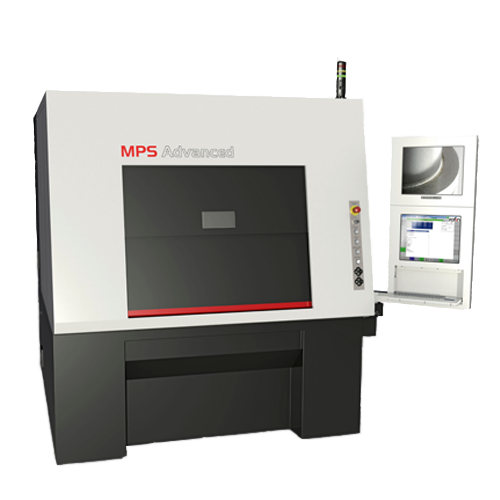 MPS Advanced | Large laser workstation