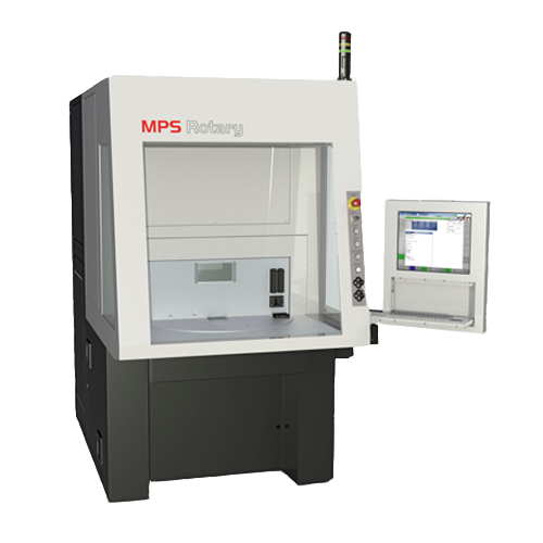 MPS Rotary - Multi-purpose laser workstation with rotary table