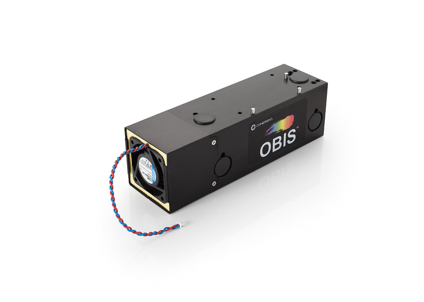 OBIS LX/LS Heat Sink Back