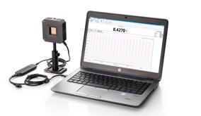 PowerMax-Pro USB/RS Sensors with Laptop