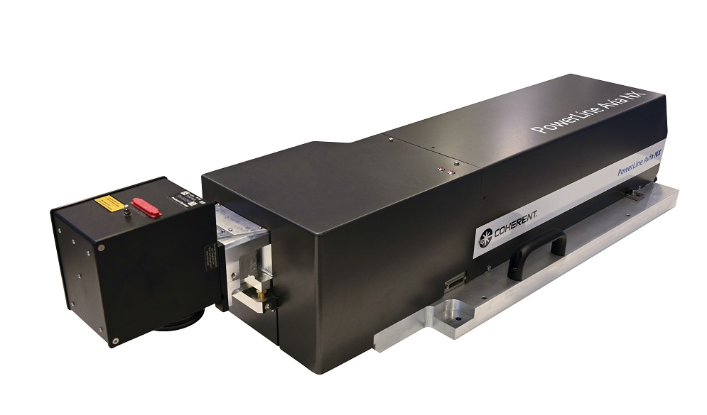 PowerLine AVIA NX UV Laser Sub-System for micromachining applications