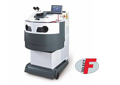 The Select | Fully Integrated Manual Welding Laser
