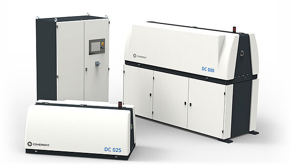 DC Series, CO2 Lasers for Cutting