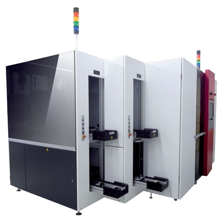 Dual Line Laser System