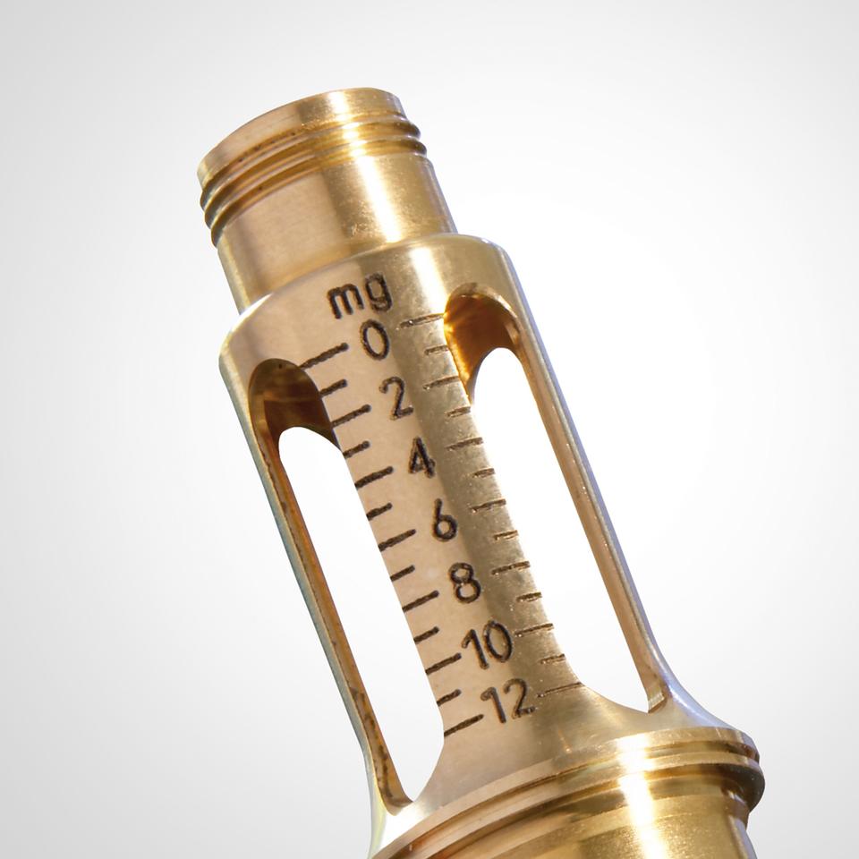 easymark scale-brass
