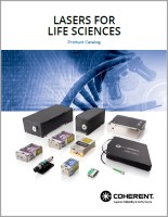Lasers for Life Sciences Catalog