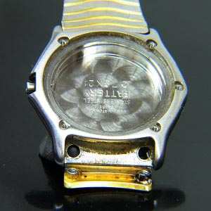 laser watch repair