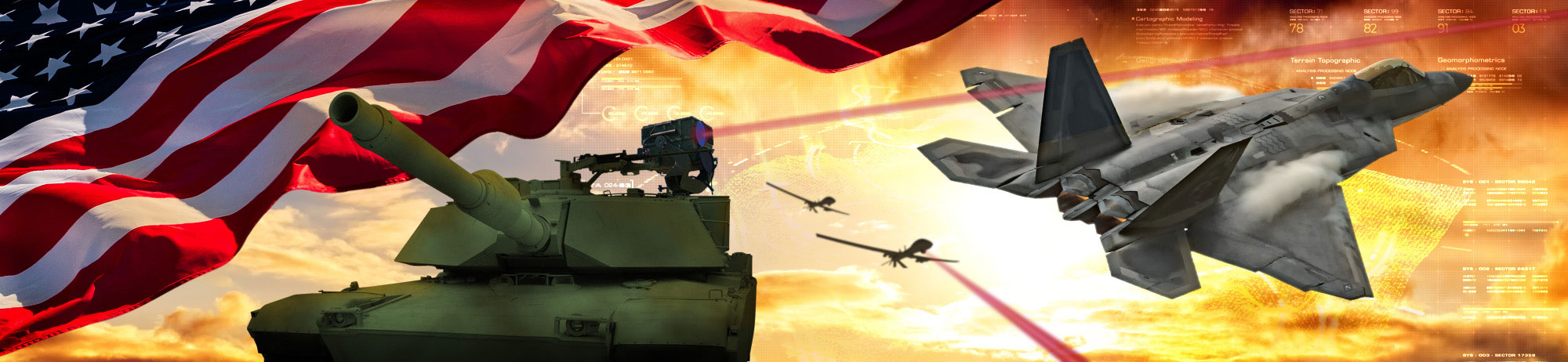 Defense & Aerospace Banner