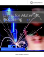 Lasers for Materials Processing Brochure
