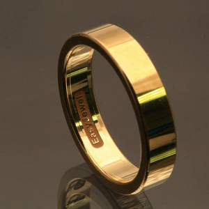 laser inside marking of ring