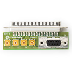 CellX Control Board, Analog Modulation, RS-232
