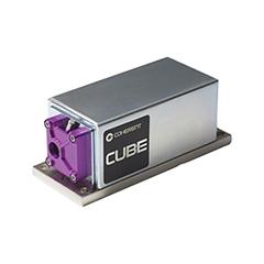 CUBE 405nm 100 mW Laser System, Circular Beam