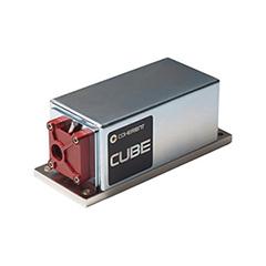 CUBE 640nm 100 mW Laser System, Circular Beam