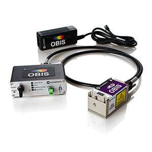 OBIS 405nm LX 100mW Laser System