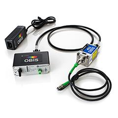 OBIS LS 488 nm  120 mW Laser System, Fiber Pigtail, FC