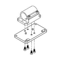 StingRay Mount Adapter Plate