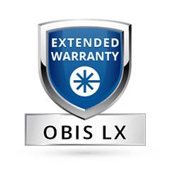 Warranty Extension, 1 additional year of warranty for OBIS LX  (PPLUS)